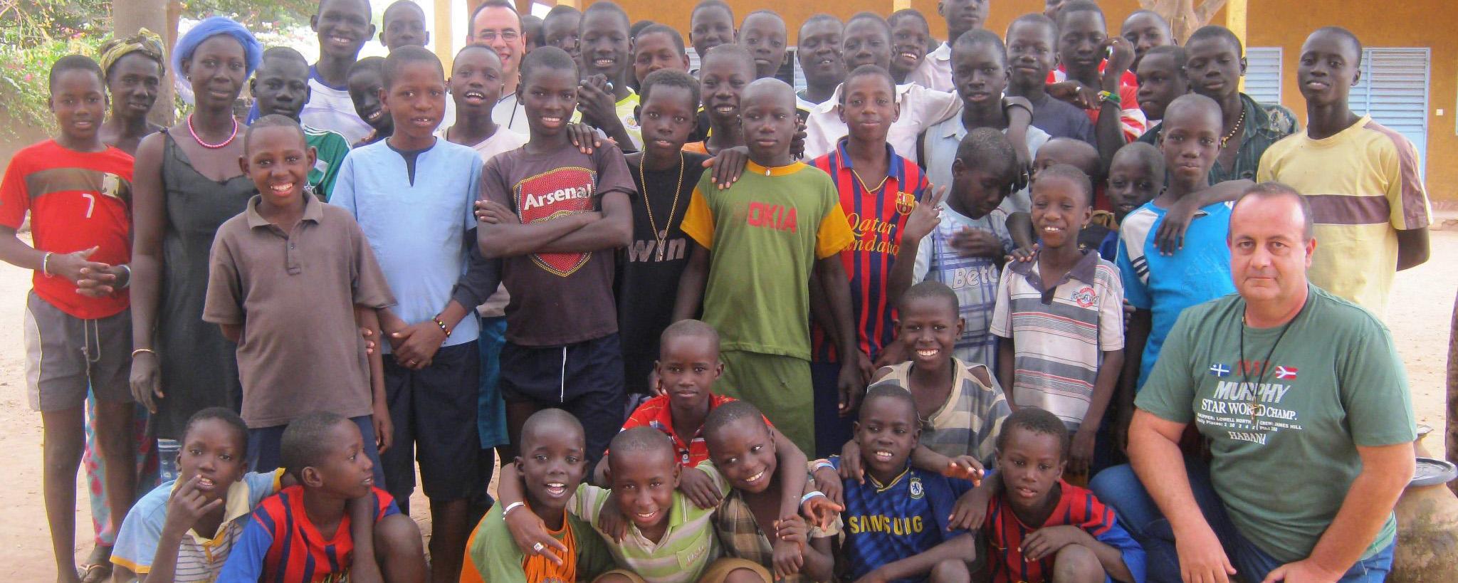 Senegal: p. Pier Francesco Purpura racconta la vita al convitto di Koungheul