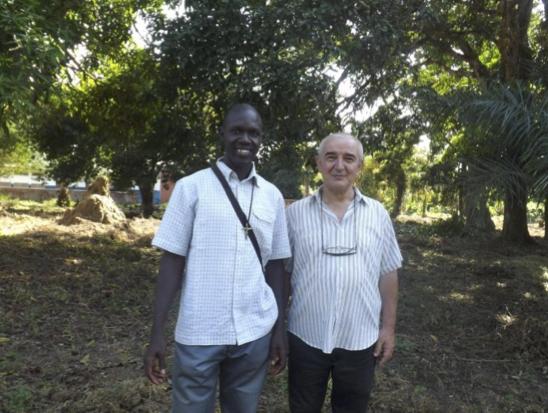GUINEA BISSAU - Apertura della Missione a Cacine