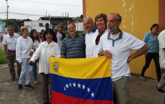 Venezuela: gli Oblati schierati per la pace e la riconciliazione