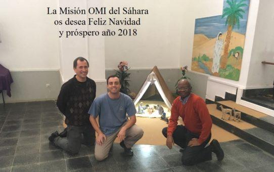 Testimoniare il modo di vivere di Gesù nel Sahara Occidentale