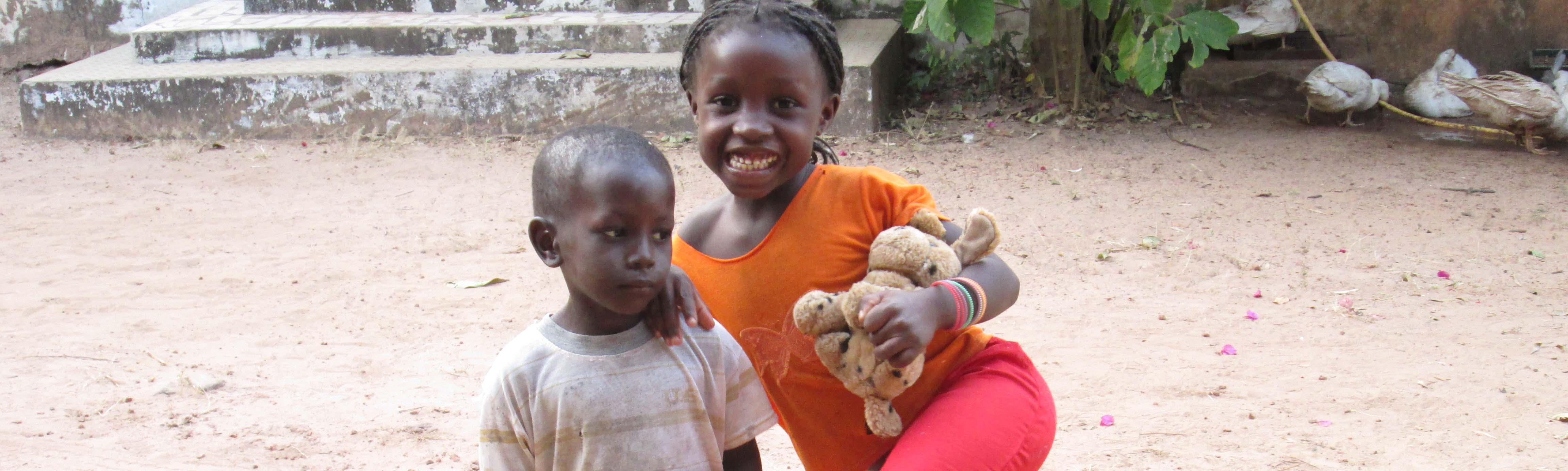 P. Stanislass dal Senegal: il nostro lavoro per i bambini di Temento