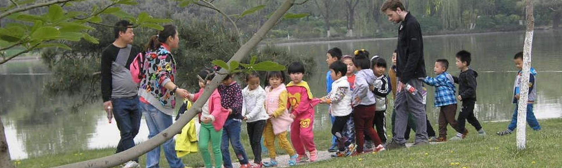 Dai nostri missionari in Cina