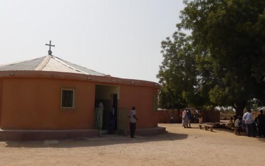 SENEGAL - Cappella di Guedj Jouly