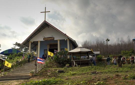Thailandia: lettera da p. Domenico Rodighiero
