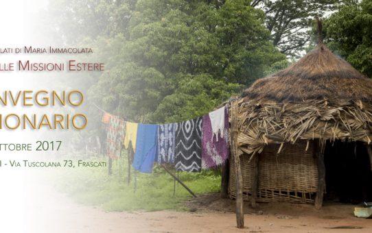 Convegno missionario della Procura 2017