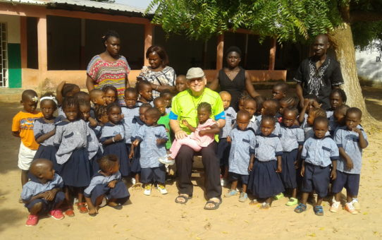 GUINEA BISSAU: La scuola materna di Empantcha