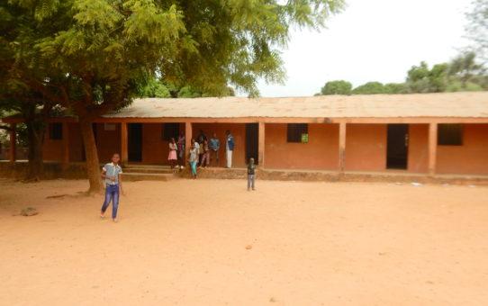 Scuola Sant'Eugenio a Pabidjar