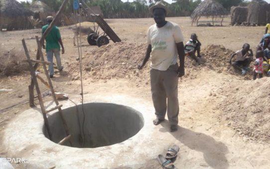 I pozzi di Ndoffane e Fasana